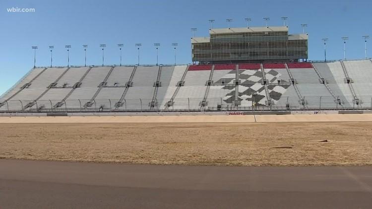 NASCAR in Nashville to boost economy