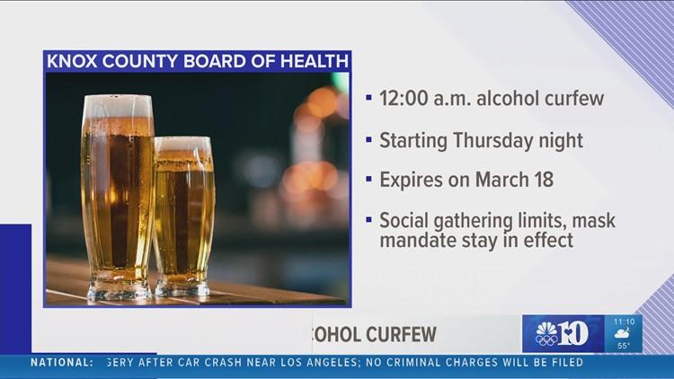 Junta de Salud realizará reuniones mensuales y extenderá las restricciones en las ventas de bebidas alcohólicas después de las 12 a.m.