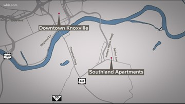 Man found dead after Knoxville Police respond to shooting early Friday morning
