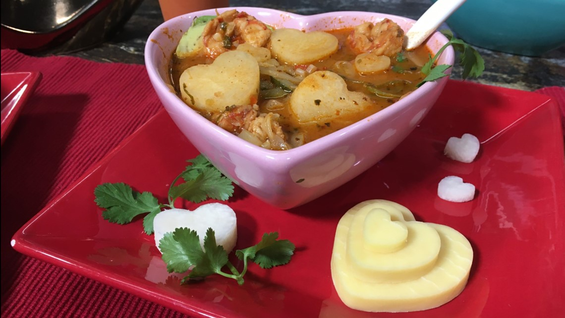 Mexican Sweetheart Soup