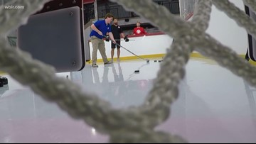 An inside look at Pro Vision Hockey Academy