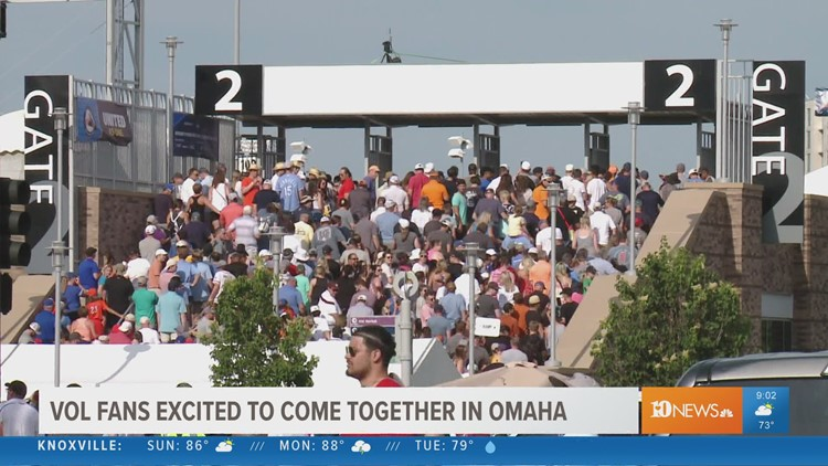 Vol fans excited to come together in Omaha