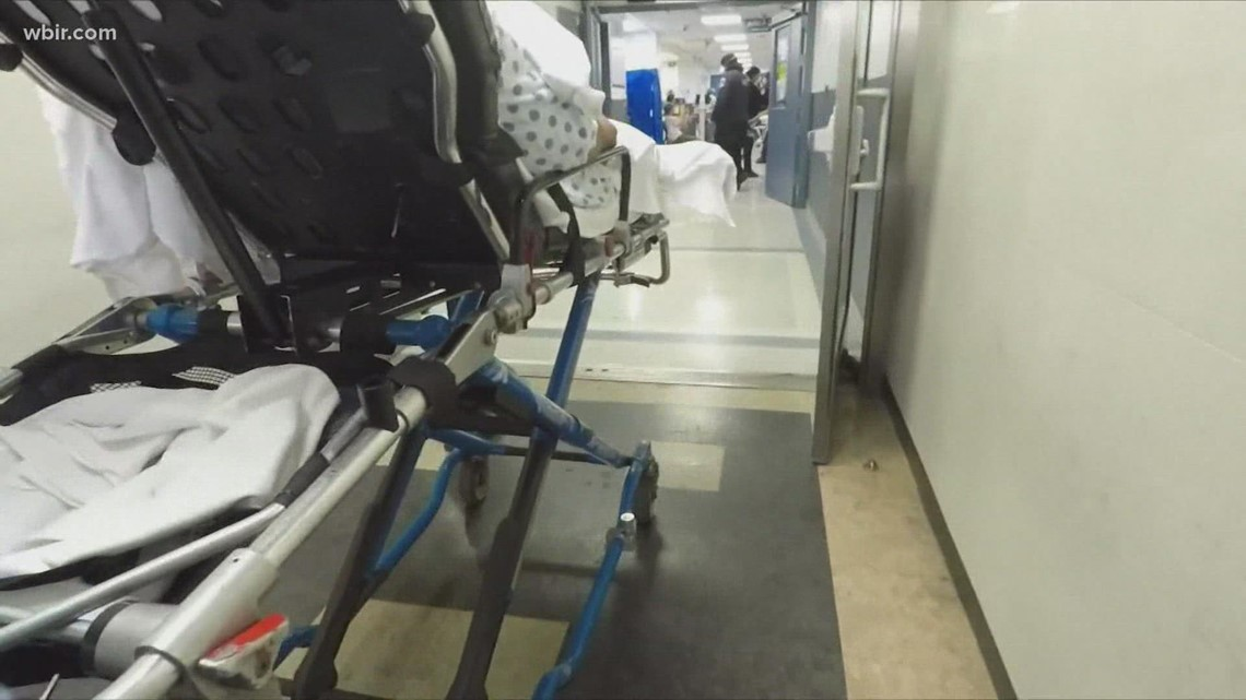 More National Guard troopers in Tennessee hospitals