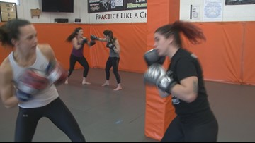 Knoxville native Taylor Turner fighting at Madison Square Garden on Friday night