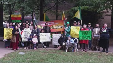 Tennessee Kurdish community asks for support