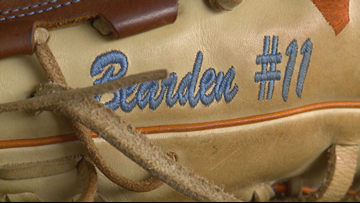 Bearden's long road back to a love for the game