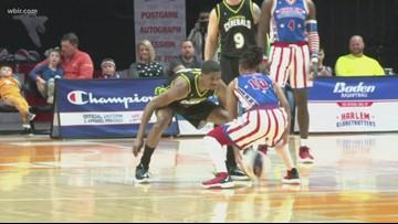 Harlem Globetrotters visit Thompson-Boling Arena