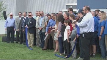 New plant brings 200 jobs to Loudon area