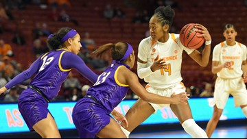 Lady Vols fall to No. 1 seed Mississippi State in SEC Tournament