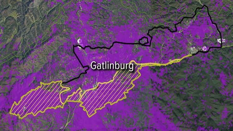 Gatlinburg Ordinance Zone GPS Collars Study