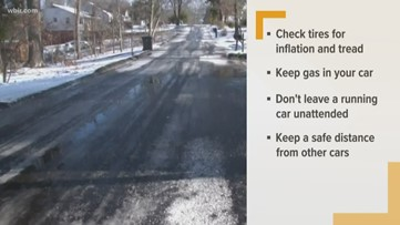 AAA snow driving tips