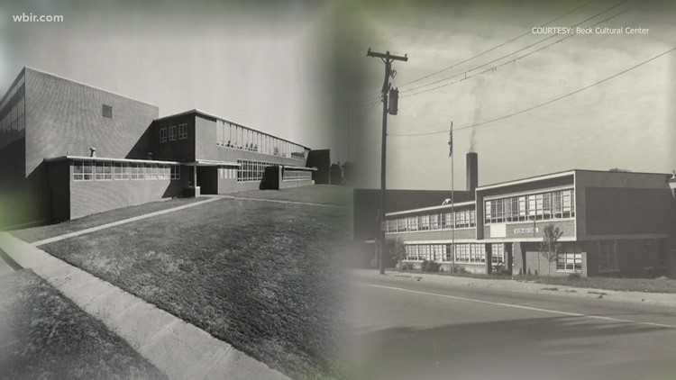 The History of East Knoxville: Austin-East Magnet High School