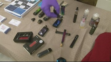 CDC announces new name for vaping-related illness: EVALI