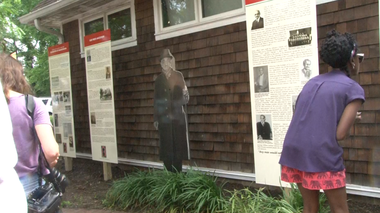 Beck Cultural Center celebrates Juneteenth with new emancipation exhibit, downtown Knoxville event