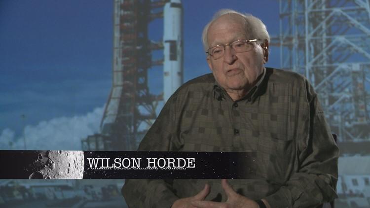 Retired attorney Wilson Horde