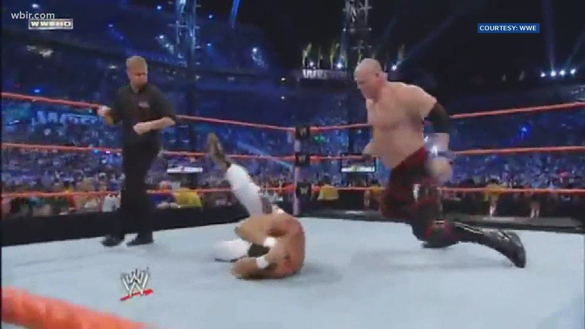 Glenn Jacobs to enter WWE Hall of Fame as Kane