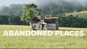 Explore Tennessee's Abandoned Places