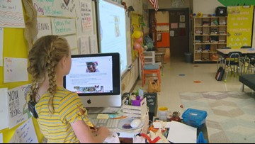 5th-grader uses class assignment to help kids in Haiti