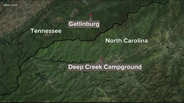 Hiker dies in Great Smoky Mountain National Park