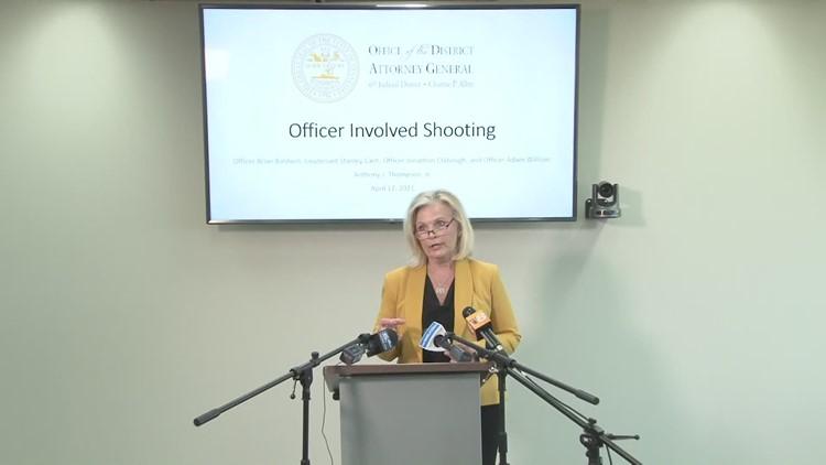 10Listens: DA says officers didn't know Anthony Thompson Jr. had a gun inside the school