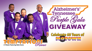 Alzheimer's Tennessee Purple Gala Giveaway!