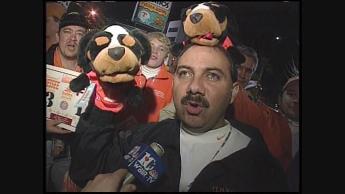 WBIR Vault: TN fans celebrate '98 Fiesta Bowl win