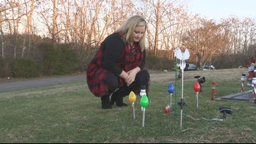 How a grieving mother is honoring her daughter during the first holiday season without her