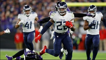 By the numbers: Tennessee Titans in the AFC championship