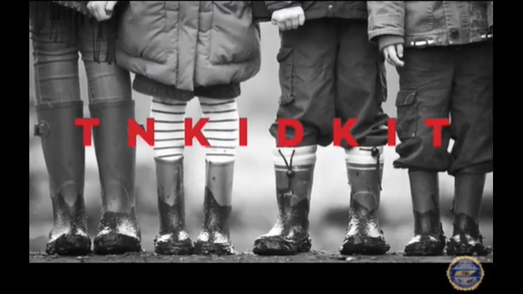 'TN Kid Kit' ayuda a padres a prepararse en caso de una emergencia