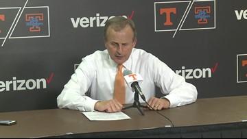 Rick Barnes discusses win over Georgia Tech