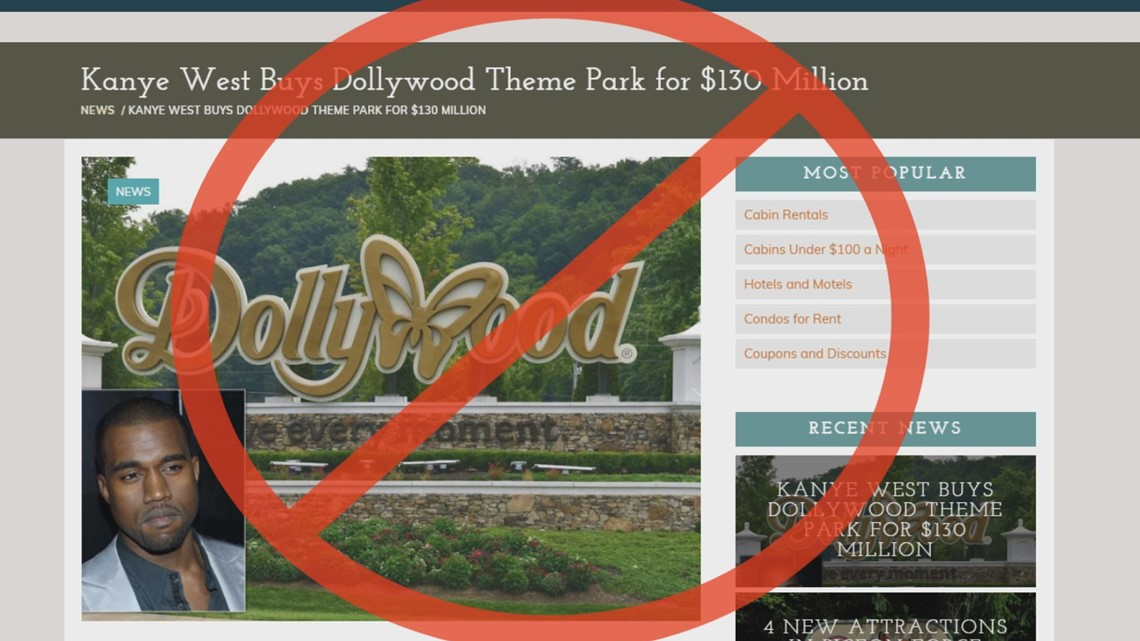 No, Dollywood is not about to become 'Yeezywood' & more April Fool's