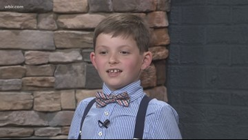 Climbing Rocks! Our Jr. anchor shares some things to take mountain climbing