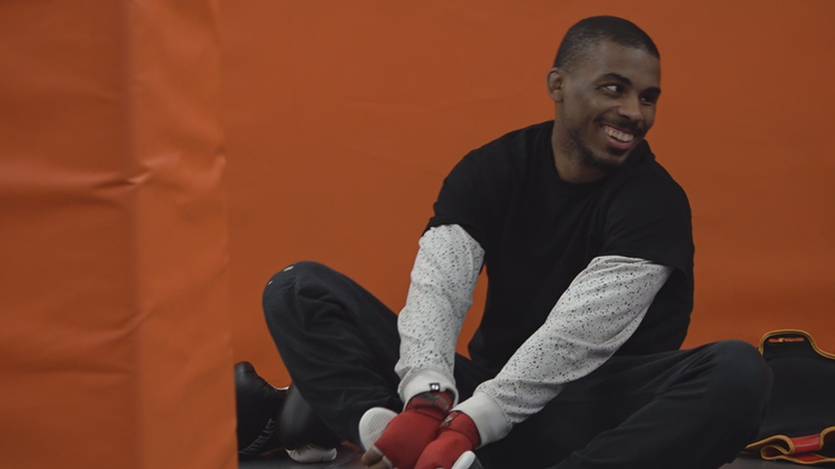 Keep Fighting: Dre Miley's mixed martial arts journey
