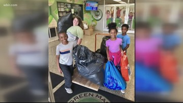 Pay It Forward: Students participate in Goodwill's Sack Pack