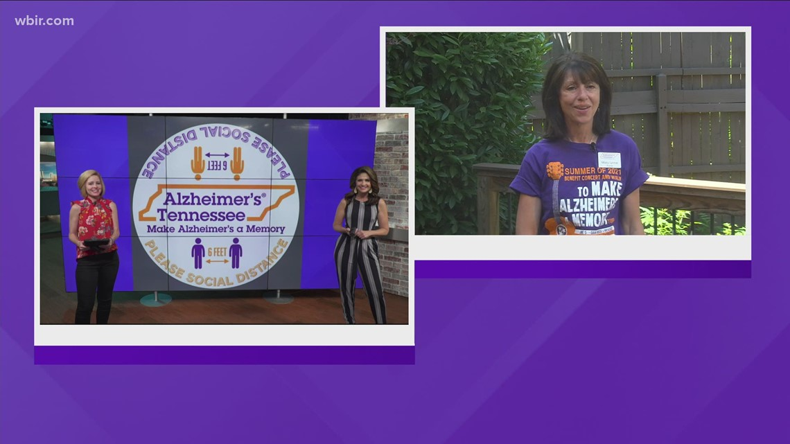 Alzheimer's Tennessee concert and walk set for June 27