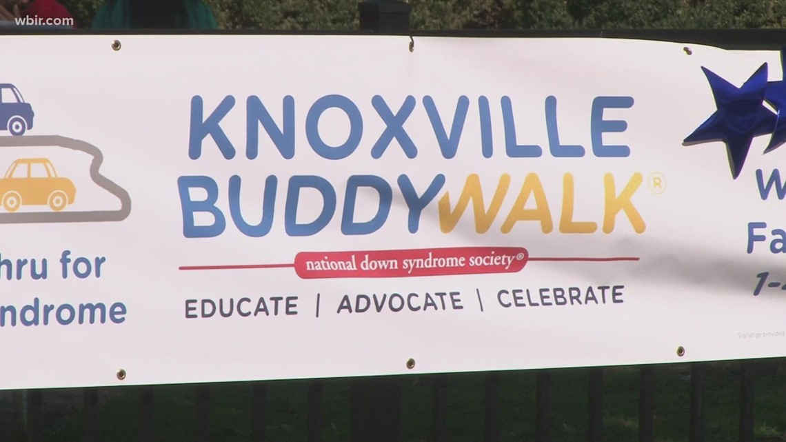 2021 Knoxville Buddy Walk attracts hundreds of attendees