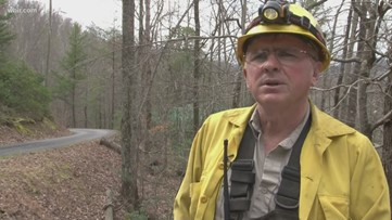 Firefighters used lessons from 2016 Gatlinburg wildfire to fight Wears Valley brush fire