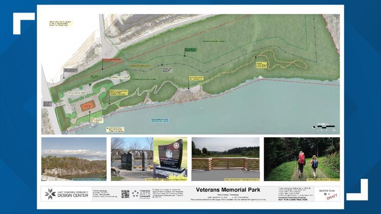 Service & Sacrifice: French Broad Veterans Memorial Park