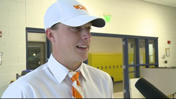 Signing Day: Cade Russell