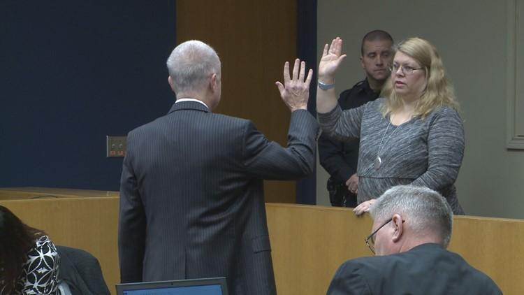 Defense attorney testifies in hearing
