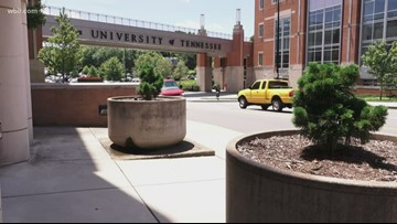 UT students head back to Rocky Top
