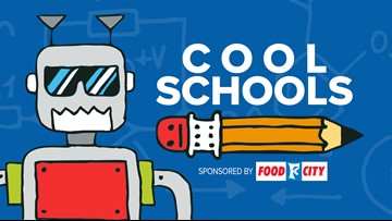 Tell us about your Cool School and it could win $1000 dollars