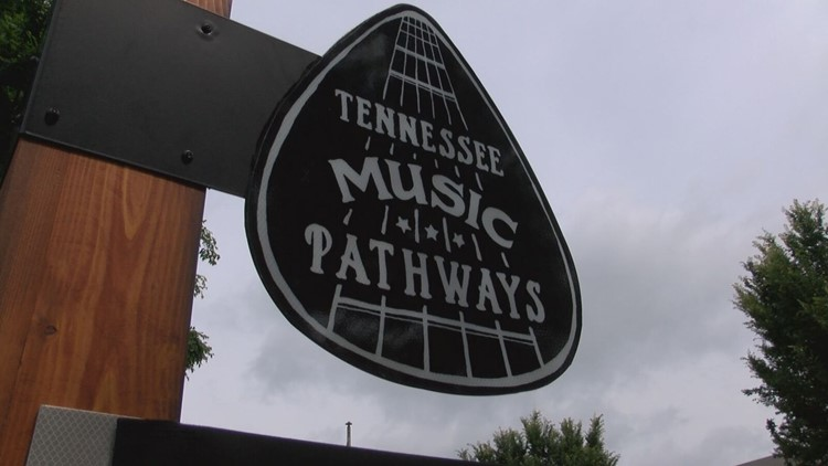 Local artists honored with Tennessee Music Pathways markers in Kingsport