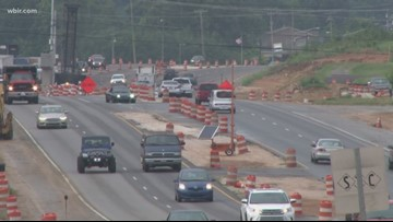 TDOT: Prepare for temporary lane closures on Alcoa Highway Wednesday