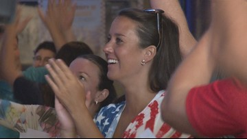 Knoxville reacts to the Women's World Cup win
