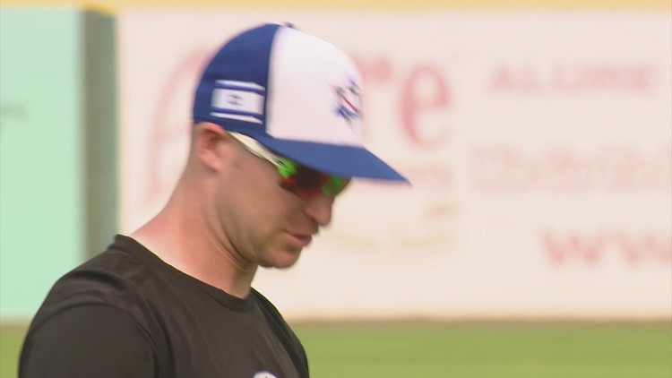 Tennessee Smokies player lives out his Olympic dreams in Tokyo