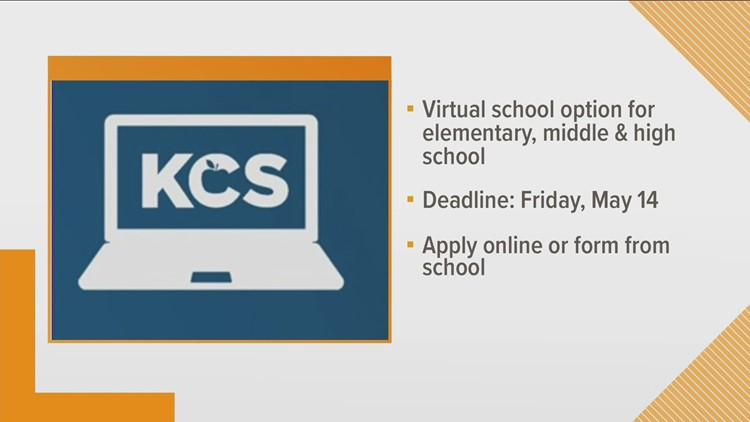 Knox County Schools opens virtual school applications until May 14