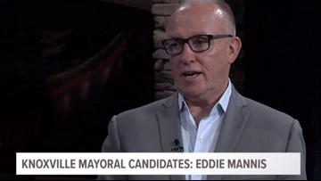 2019 Knoxville Elections: Mayoral Candidate Eddie Mannis