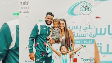 East Tennessee family stranded in Abu Dhabi