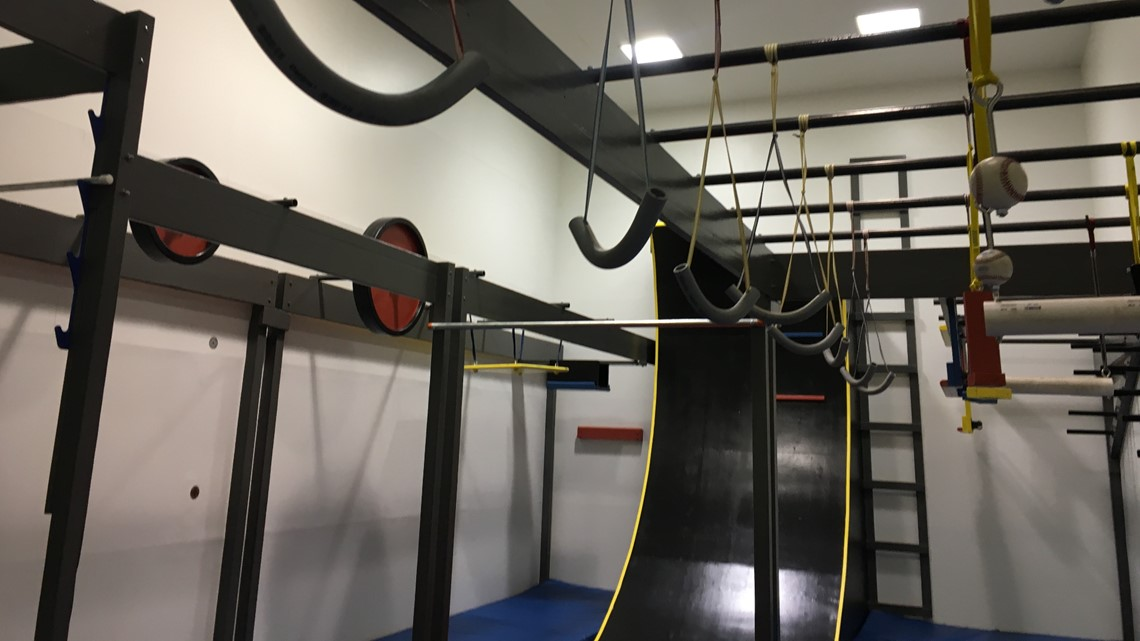 Swing into the weekend at Knoxville's new ninja gym